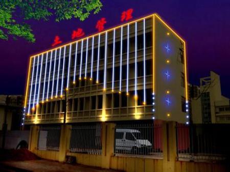 政府单位大楼亮化工程